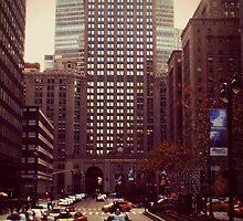 Ami's New York by awkwardhobbitam