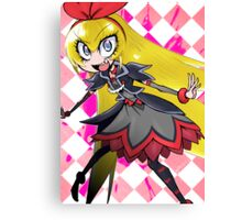 Magical Girl Collection #13 - Selfishness Canvas Print