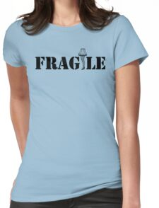 Christmas story, Fragile Womens Fitted T-Shirt