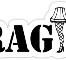 Christmas story, Fragile Sticker