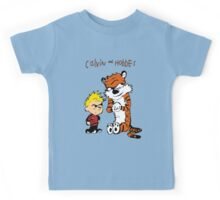 Calvin And Hobbes Kids Tee