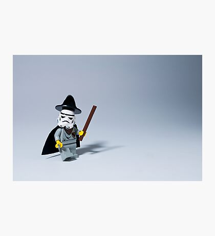 'You're a wizard, TK421' Photographic Print