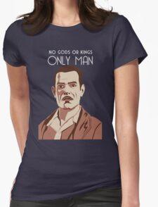 Bioshock - Andrew Ryan Propaganda Womens Fitted T-Shirt