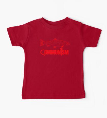 "Movie Clue ""Communism was just a red herring"" Baby Tee"