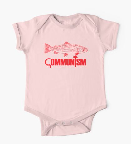 "Movie Clue ""Communism was just a red herring"" One Piece - Short Sleeve"