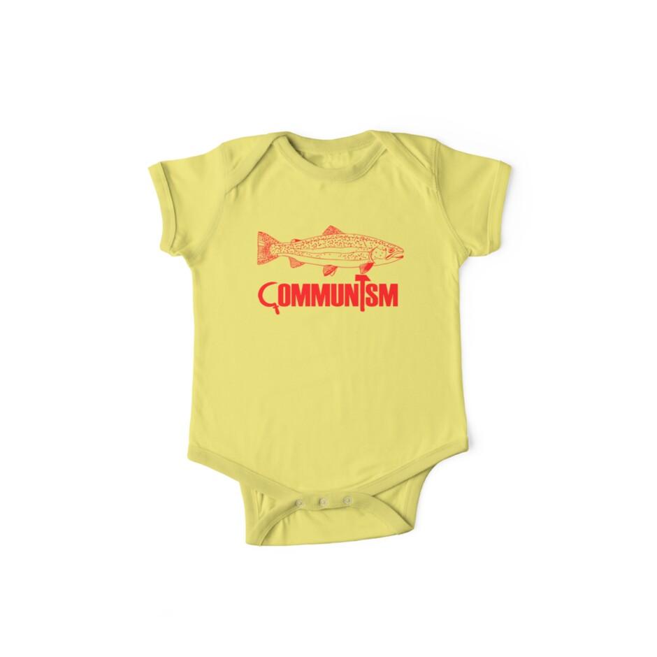 "Movie Clue ""Communism was just a red herring"" by Brantoe"