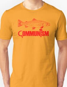 "Movie Clue ""Communism was just a red herring"" T-Shirt"
