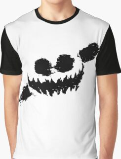 Knife Party - Haunted House Logo Graphic T-Shirt
