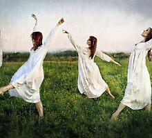 Rain Dances by Jennifer Rhoades
