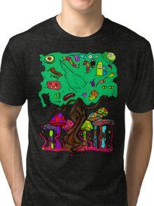 Magical Tree Tri-blend T-Shirt