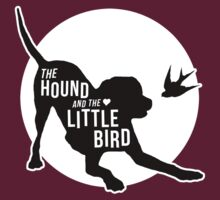 The Hound and the Little Bird by ofhouseadama