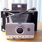 Polaroid 100 Land Camera by wayneyoungphoto