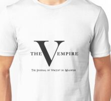 To celebrate the publishing of the Fifth Empire available on amazon YES! Unisex T-Shirt