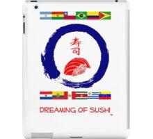 Dreaming of Sushi - South America 2 iPad Case/Skin