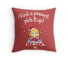 Arizona Robbins // Holiday Shirt Throw Pillow