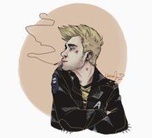 Punk!Kirk Clear by lovelynobody
