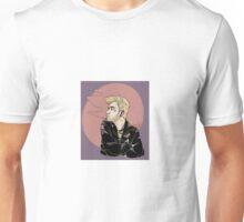 Punk!Kirk Purple Unisex T-Shirt