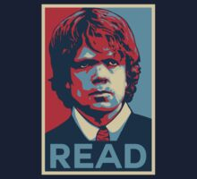 Tyrion Reads by Digital Phoenix Design