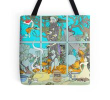 When dreaming of Fish Tote Bag