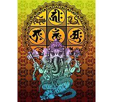 Ganesha Diamond Realm Photographic Print