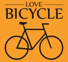 Love Bicycle Bicycle (lite) by KraPOW