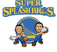 Super Splash Brothers  by tecmoviking
