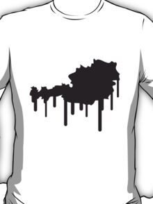 Austria Graffiti T-Shirt