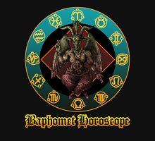 Baphomet and horoscope Unisex T-Shirt