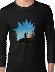 Fus Ro DOS! Long Sleeve T-Shirt