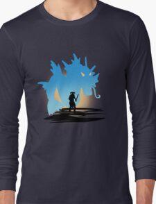 Fus Ro DOS! Long Sleeve T-Shirt