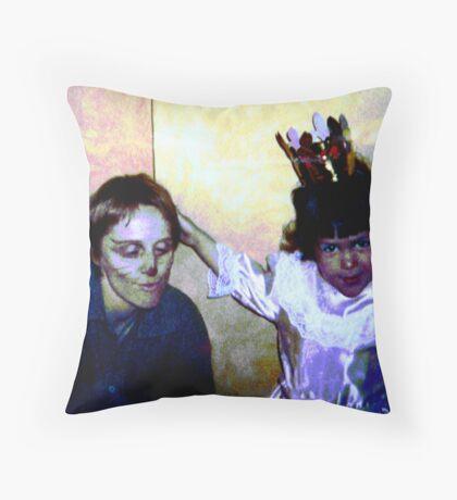 Princess & The Beast Throw Pillow