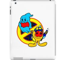 GB PACk-MAN (Cab Colors) v.2 iPad Case/Skin