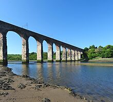 Royal Border Bridge, Berwick Upon Tweed by James1980