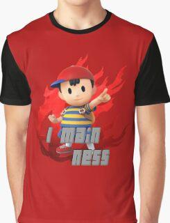 I MAIN NESS Graphic T-Shirt