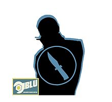 BLU Spy - Team Fortress 2 by TinglePringle