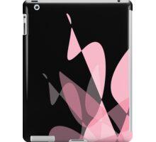 Pink & Black Graphic iPhone/iPod & iPad iPad Case/Skin
