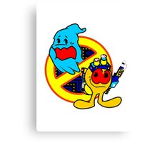 GB PACk-MAN (Cab Colors) v.2 Canvas Print