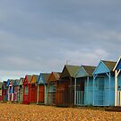 Beach Huts by James1980