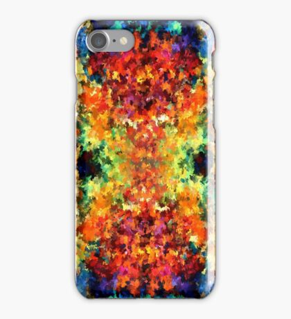 modern composition 12 by rafi talby iPhone Case/Skin