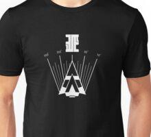 Aztec Compass - Dark Unisex T-Shirt