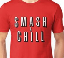 Smash & Chill Unisex T-Shirt