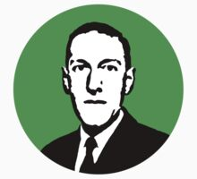 Lovecraft by InACircle