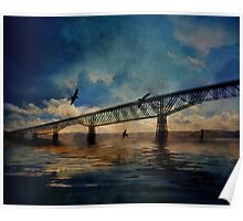 Walkway over the Hudson Poster