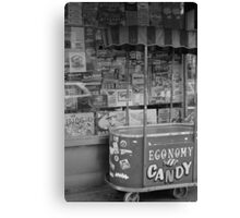Economy Candy, Lower East Side, NYC Canvas Print