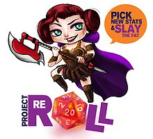 Project Reroll Posters and Prints by ProjectReroll