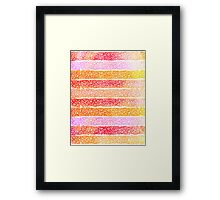 Leafs From Paradise Framed Print