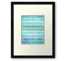 Leafs From Paradise II Framed Print