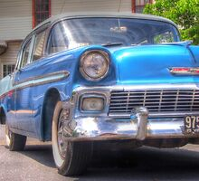 Chevy by James Brotherton