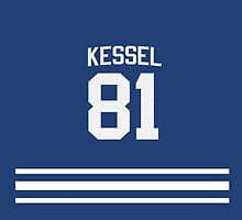 Phil Kessel Jersey iPhone Case by TheTubbyLife