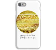 Tribal Evolution Series II iPhone Case/Skin